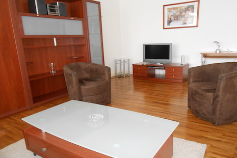 Very nice property in Bude complex close to international organizations