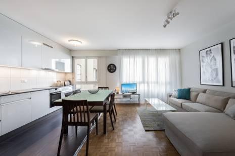 1 bedroom apartment in the vibrant neighborhood of Pâquis