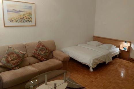 Comfortable furnished studio