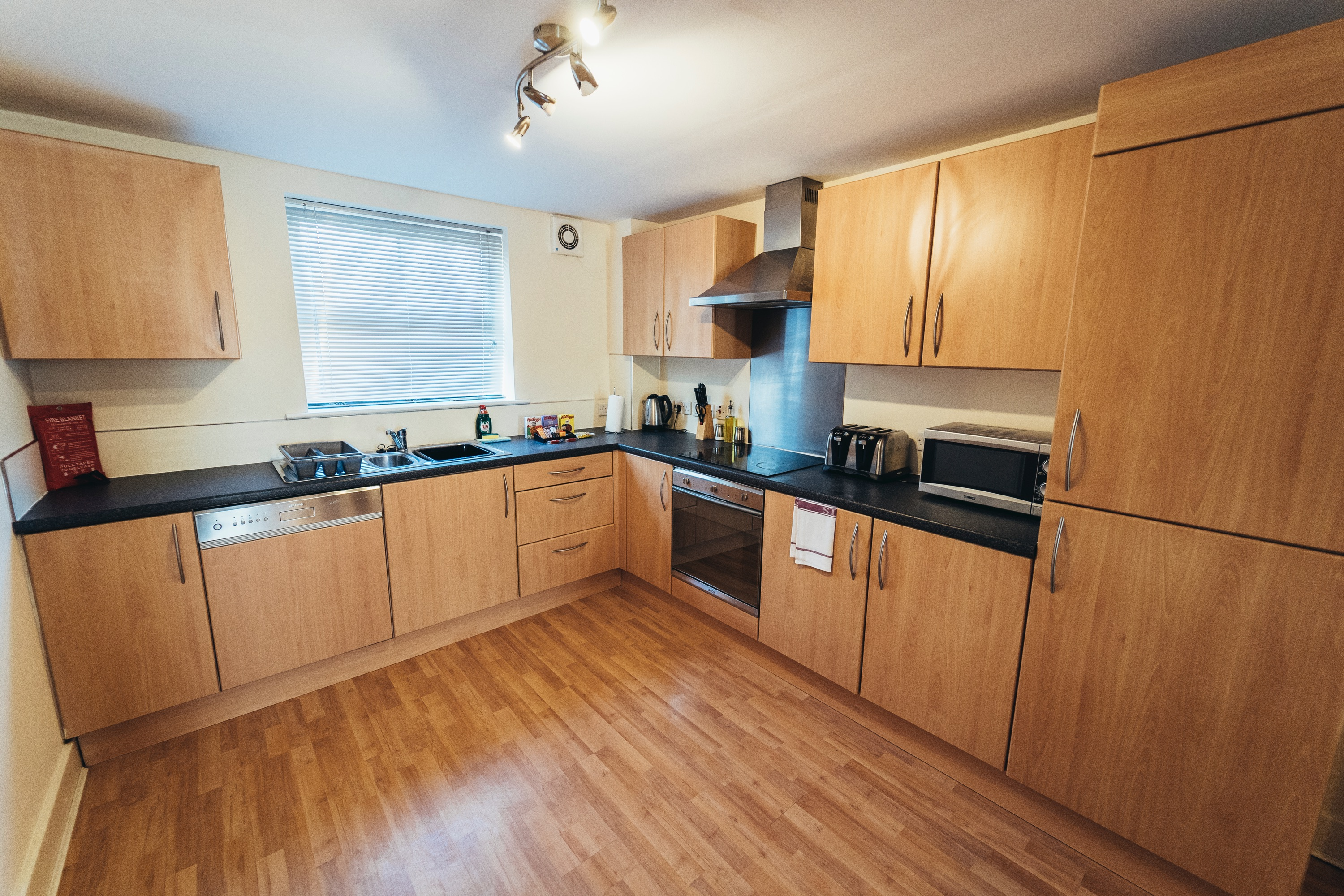 Kitchen 1 bed